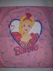 Barbie nagyméretű párnahuzat