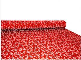 Kékfestő jellegű pamutvászon